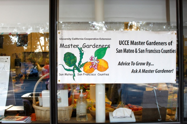 San Mateo and San Francisco County Master Gardener Class
