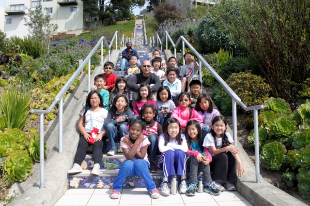 Mr. Tom's Class Moraga Hill 2012