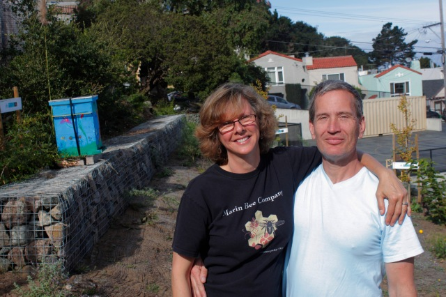 Debra and Bill Tomaszewski, Co-Founders of Planet Bee Foundation.